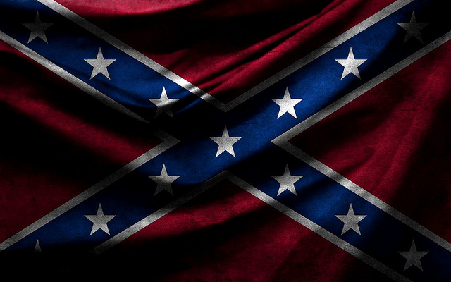 It is unfair to declare the Confederate flag racist