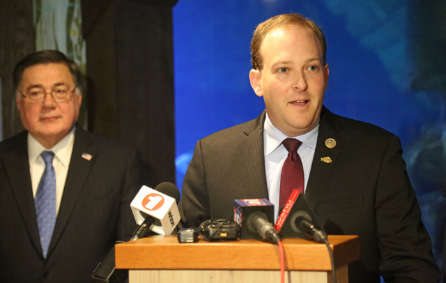 Lee Zeldin Offshore drilling