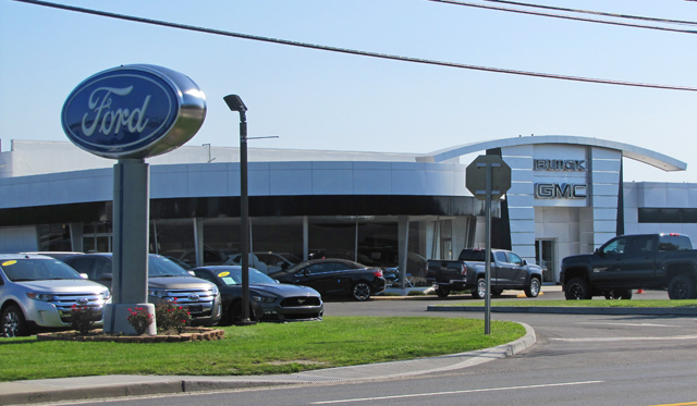 Riverhead Ford Seeks To Clear 187k Square Feet Of Woodland
