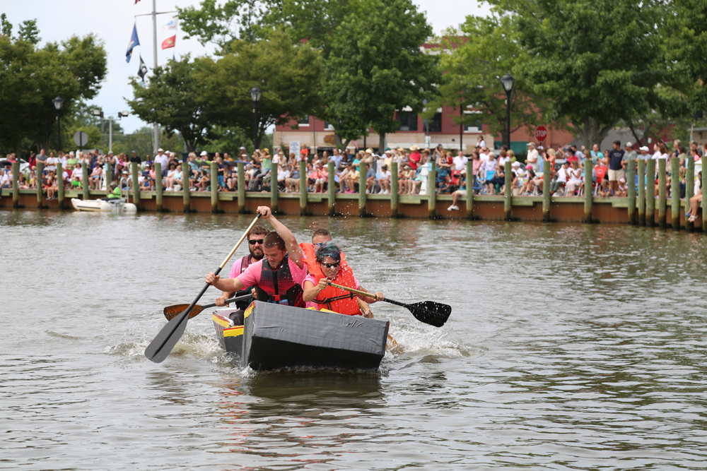2017 Cardboard Boat Race By Timesreview On Scribd