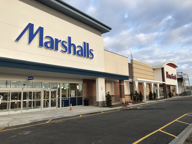 Marshalls And HomeGoods Is Opening As One Later This Month In The Shops At  Riverhead On Route 58.