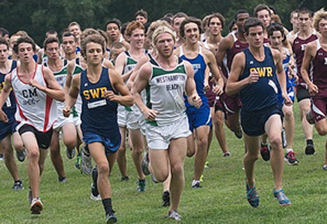 Boys Cross-Country: Purdy's victory leads SWR triumph in Peconic Invitational