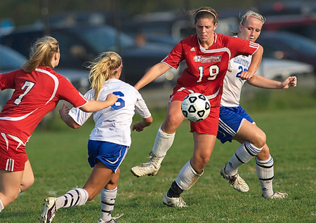 Girls Soccer: Postseason the goal again for Miller Place