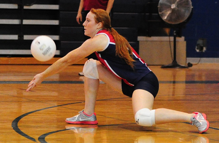 Photos: Miller Place volleyball defeats Rocky Point