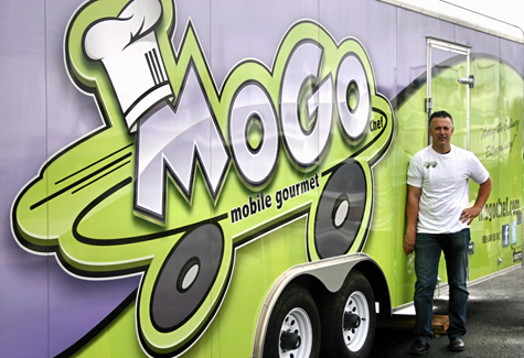 Shoreham couple launches food truck business that serves gourmet dishes