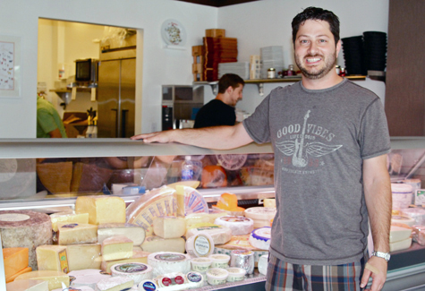 New cheese shop opens on Main Street in Port Jefferson