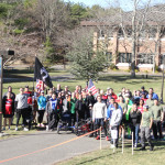 Student Veteran Association-East's 5K