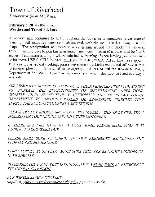 630 riverhead town advisory