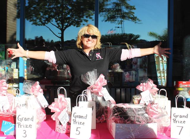Breast Cancer walk to make more strides October 8