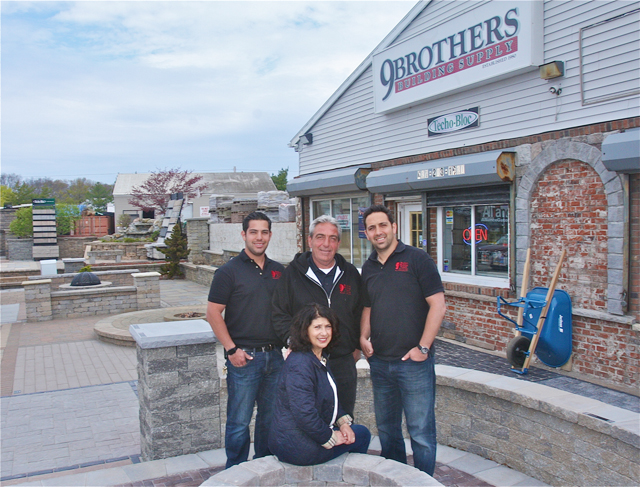 9 Brothers Building Supply Is A Family Affair Riverhead