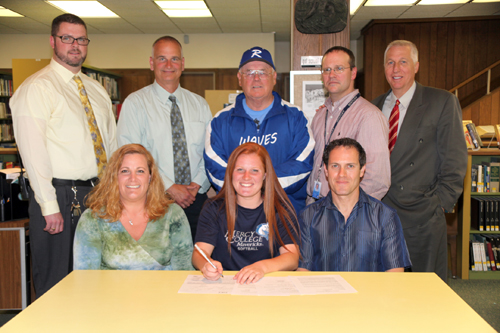 Softball: Graziano inks another college scholarship