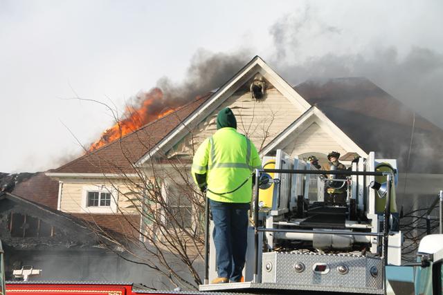 Alfred Avenue fire 1