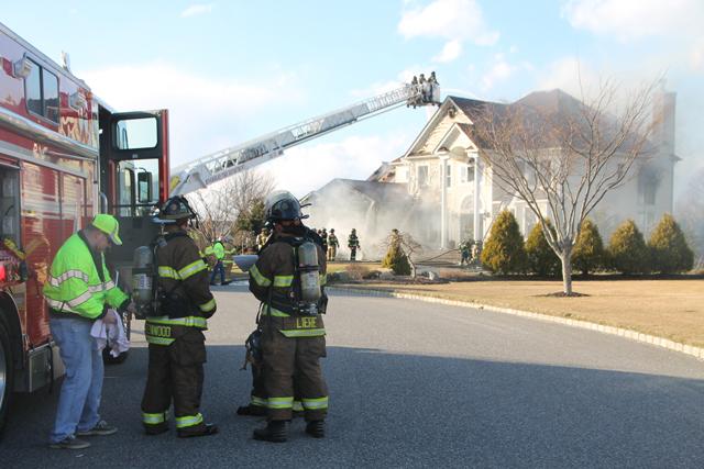 Alfred Avenue fire 12