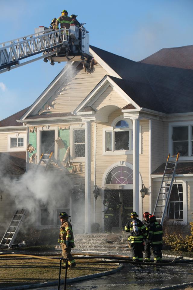 Alfred Avenue fire 13