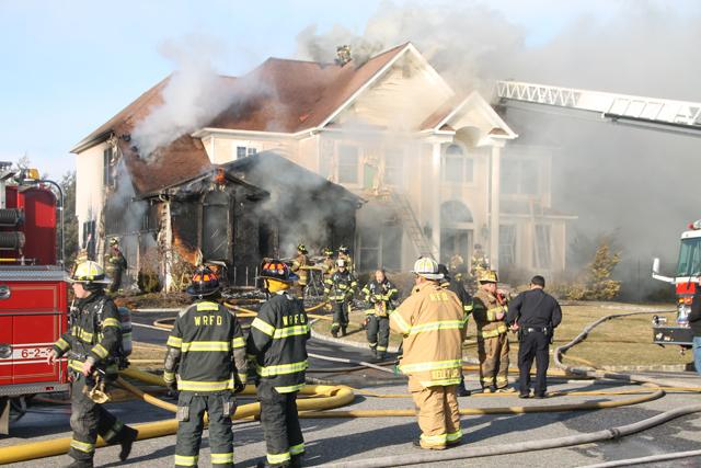 Alfred Avenue fire 5