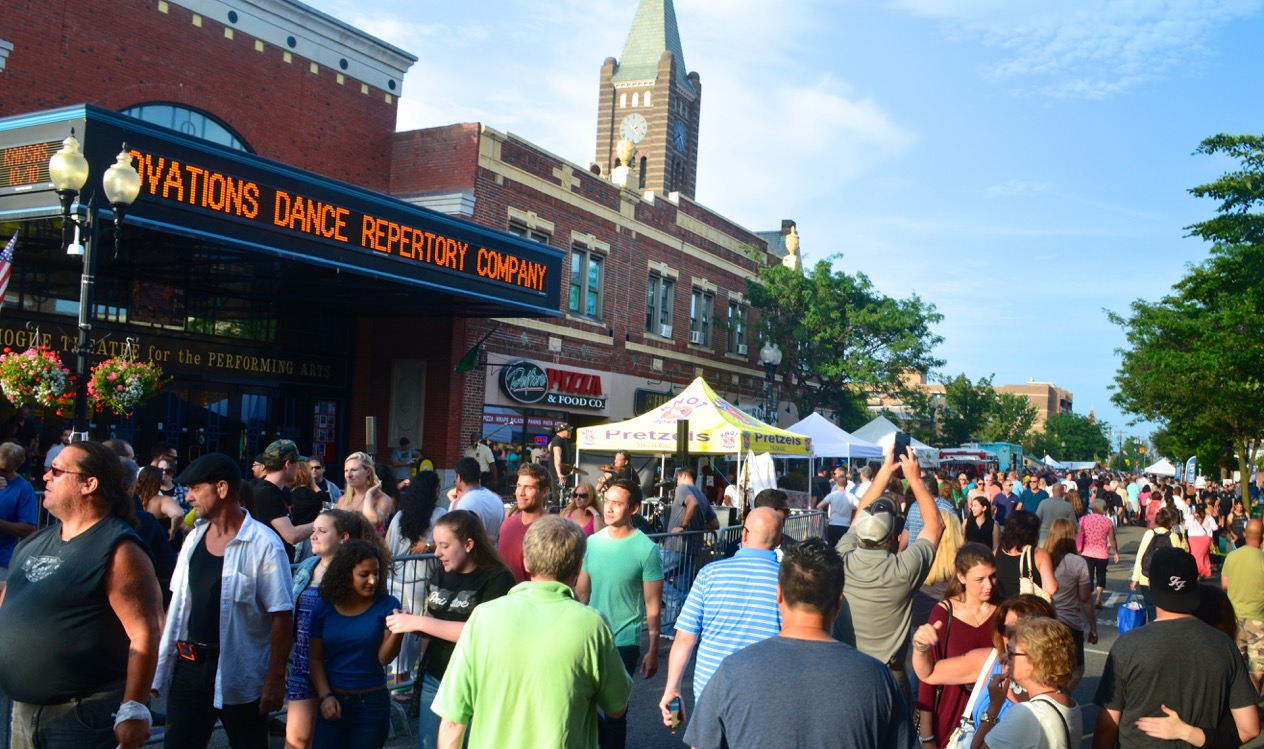 "Riverhead BID officials are looking into staging an event like Patchogue's popular ""Alive After Five"" series downtown. (Photo courtesy Michael White)"