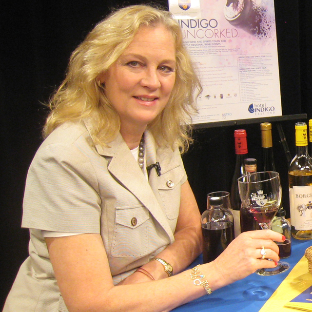 Ann Marie Borghese (Credit: Long Island Wine Press, file)