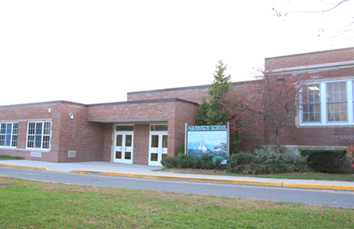 NEWS-REVIEW FILE PHOTO | Polls open at Aquebogue and other district schools at 6 a.m. Tuesday.