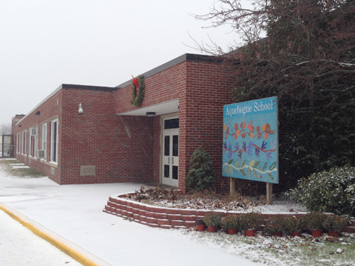 JOE WERKMEISTER PHOTO | All school activities are cancelled today and tomorrow in RCSD.