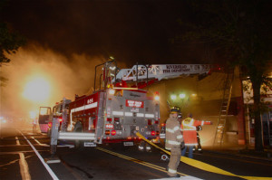 Athens Grill fire