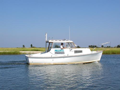Long Isand's Peconic Baykeeper