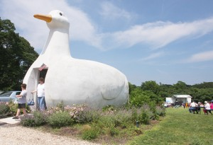 BARBARAELLEN KOCH FILE PHOTO | The Big Duck.