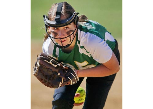 Bishop McGann-Mercy softball player Izzy Sorgi 052316