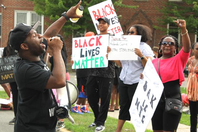 Black Lives Matter in Riverhead