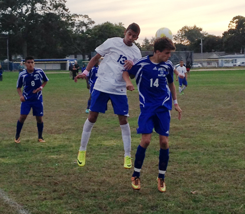 Surging Blue Waves knock off North Babylon