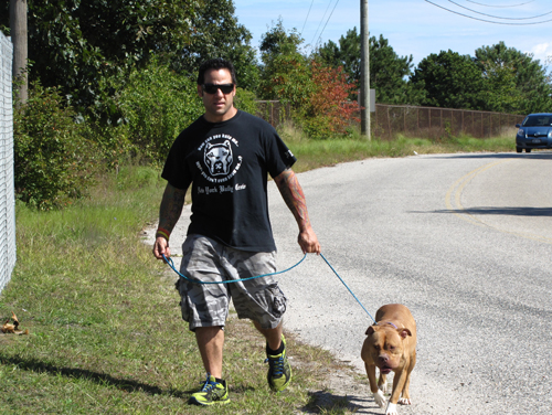 Riverhead Animal Shelter, New York Bully Crew, Craig Fields, Vince Taldone