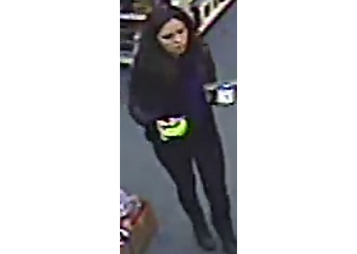 CRIME STOPPERS PHOTO | Information is wanted on a woman police say used counterfeit money.