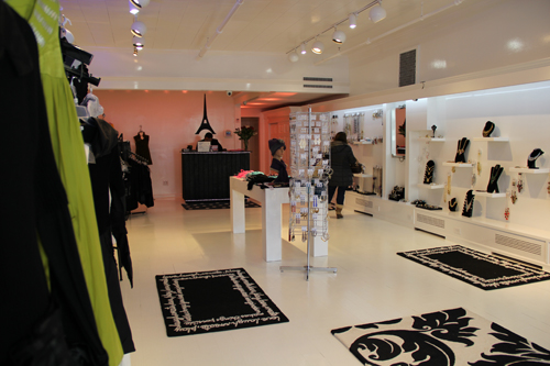 CARRIE MILLER PHOTO  |  A look inside Chic Creations, which celebrated its grand opening Saturday.
