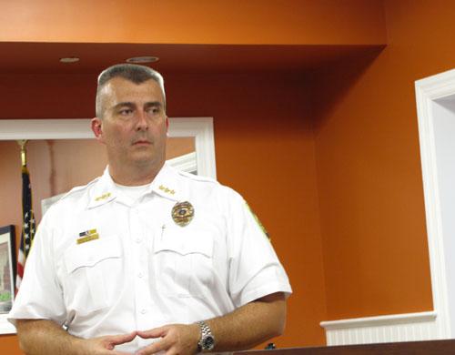 Chief Wilson, Southampton Town, Southampton Police