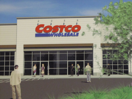 COSTCO COURTESY DRAWING