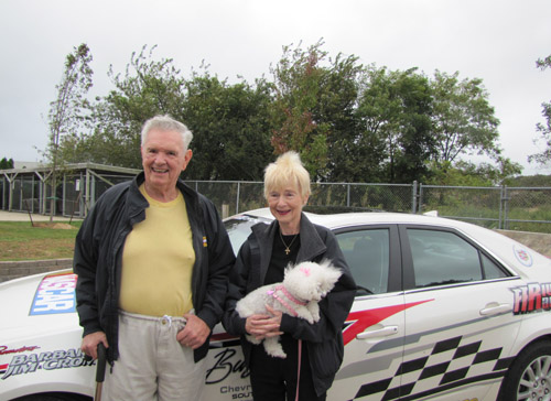 Riverhead Raceway, Jim and Barbara Cromarty, NASCAR
