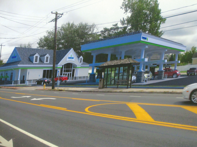 Cumberland Farms in Riverside