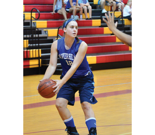 Offseason work paying off for Riverhead girls