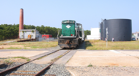 EPCAL Rail Spur