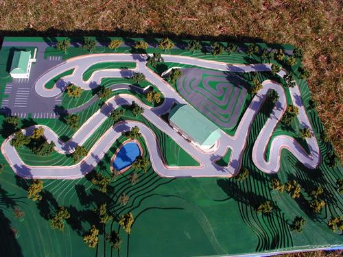F1 LONG ISLAND MODEL