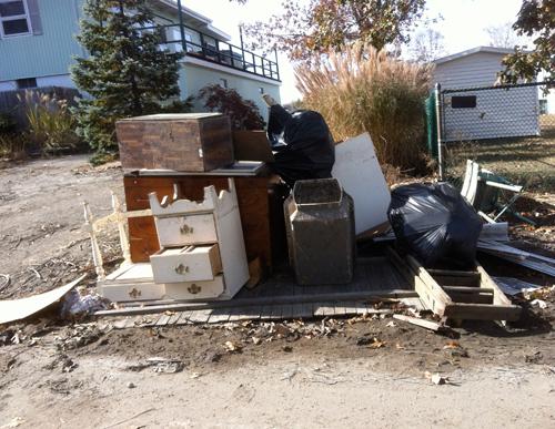 Hurricane Sandy, FEMA, Flanders, Southampton Town