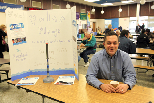 Riverhead Plungers set for Saturday's polar plunge