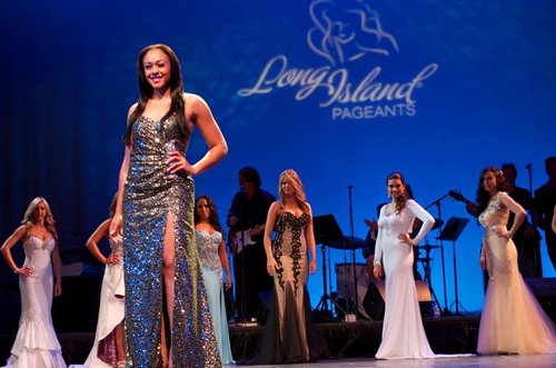 Heather Riley took home the title of Miss Congeniality at the 2013 Miss Long Island Pageant. (Credit: courtesy photo)