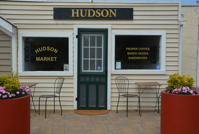 Wading River's Hudson Market is under new ownership (Credit: Monique Singh-Roy)