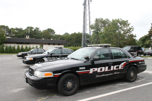 Southampton, Hampton Bays Police station