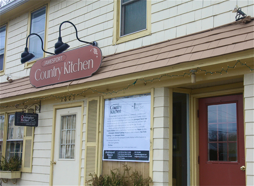 Jamesport Country Kitchen has closed its doors. (Credit: Barbaraellen Koch)