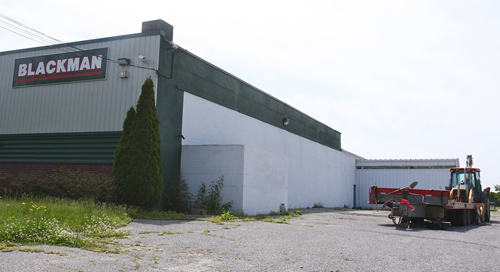 Food Processing Plant In The Works For Sound Avenue