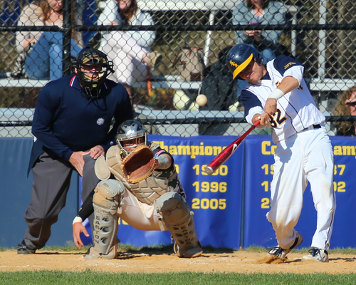 Shoreham-Wading River senior Jack Massa will lead the Wildcats into the playoffs Friday as the No. 1 seed in Class A.