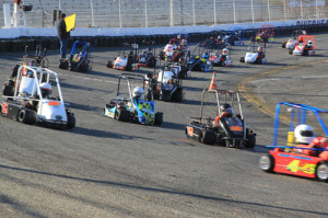 JENNIFER GUSTAVSON PHOTO | JENNIFER GUSTAVSON PHOTO | 25 drivers participated Saturday.