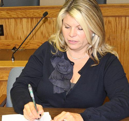 Councilwoman Jodi Giglio