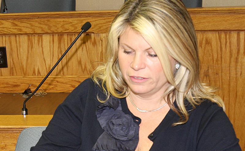 BARBARAELLEN KOCH FILE PHOTO Councilwoman Jodi Giglio